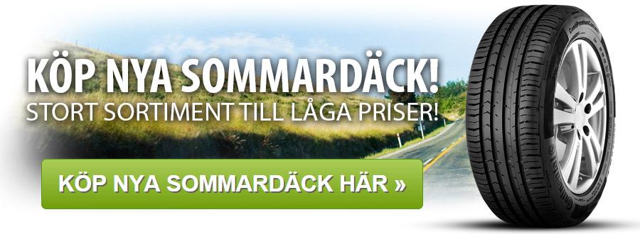 billiga sommardäck online hos nordendäck